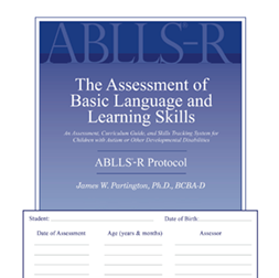 The Assessment of Basic Language and Learning Skills – Revised (ABLLS-R)